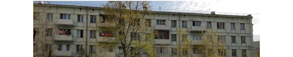 Пятиэтажная застройка